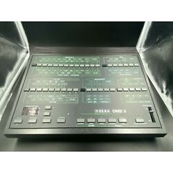 Early Italian Synthesizer Elka OMB-3 Orchestrator