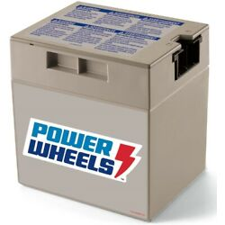 Kyпить Power Wheels  12 Volt Battery  Grey на еВаy.соm
