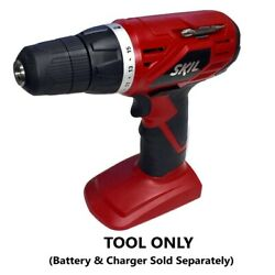 SKIL 2860B 18V Cordless 18-Volt 3/8-Inch Drill Driver 2860-10 TOOL ONLY NEW