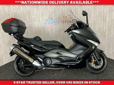 YAMAHA TMAX XP 500 ONE OWNER SCOOTER 12 MONTH MOT 2016 16