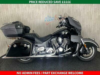 INDIAN MOTORCYCLE ROADMASTER ABS 1811CC FULL LUGGAGE TOURER 1 OWNER 2016 66