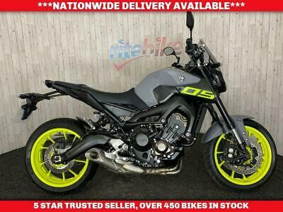 YAMAHA MT-09 MT 09 ABS TRACTION CONTROL GENUINE LOW MILEAGE 2016 16
