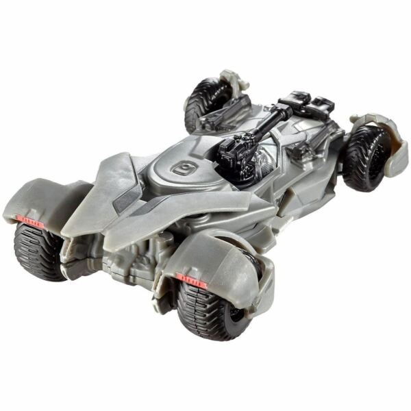 Royaume-UniHot Wheels Justice League Batmobile Voiture Modèle Moulé - FHF41 Asst DKL20