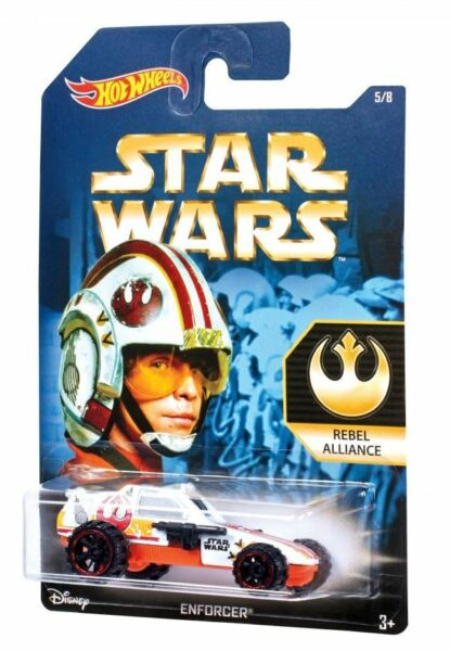 Royaume-UniHot Wheels Star Wars Enforcer 5/8 - CKJ41