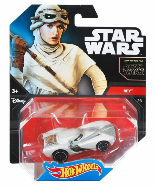 Royaume-UniStar Wars Hot Wheels - The Force Awakens - Rey - Asst. CGW35 DJL56