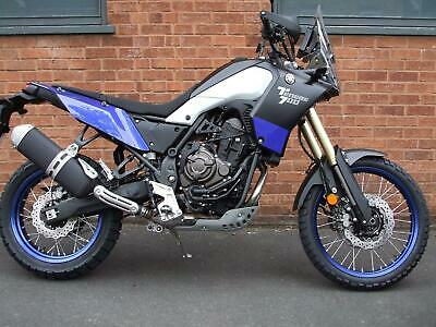 2020 Yamaha XTZ 700 Tenere 700 , Only 250 miles from new , Datatagged