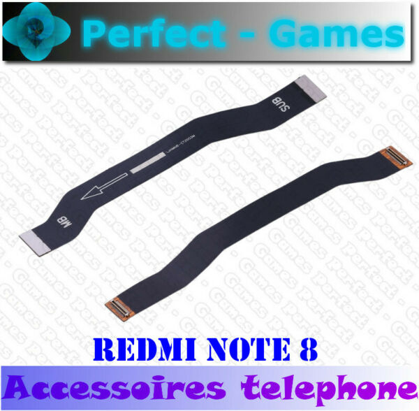 Gosné,FranceRedmi Note 8 nappe  charge carte mère charging motherboard cable