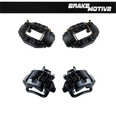 For 2007 2008 2009 2010 2011 - 2015 TOYOTA TUNDRA Front+Rear Brake Calipers
