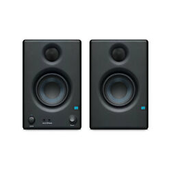 Kyпить PreSonus Eris E3.5 Compact 3.5-Inch Powered Studio Monitor Active Speaker Pair на еВаy.соm