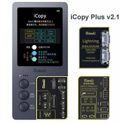 Kyпить Qianli iCopy Plus 2.1 LCD Battery Testing Board for iPhone EEPROM Programmer  на еВаy.соm