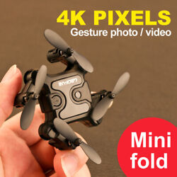 Kyпить 2020 new mini Drones With Camera Hd Wifi 4K drone Quadcopter Toys Rc Helicopter на еВаy.соm