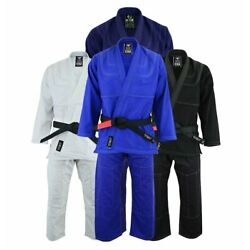 Kyпить Essential BJJ GI Kimono (White Belt Included) на еВаy.соm