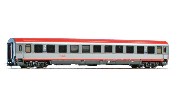 ItalieAcme 52615 Second Class Upgrading /Red, 200 Km/H