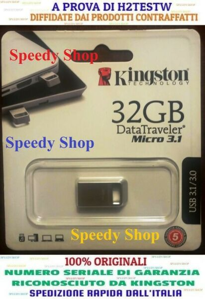 Adelfia,PENDRIVE KINGSTON MICRO USB 3.0 DTMC3 32GB 3.1  32 GB DTMC3/32GB