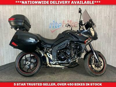 TRIUMPH TIGER SPORT 1050 ABS FULL LUGGAGE 12 MONTH MOT 2015 65