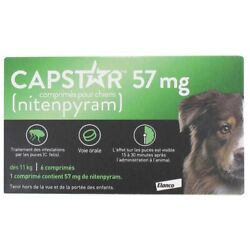 Kyпить CAPSTAR for Dogs 26-125 lbs - 6 count EXP.2022 на еВаy.соm