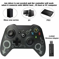 Kyпить Wireless Controller for Xbox One and Microsoft Windows 10 Bluetooth Black на еВаy.соm