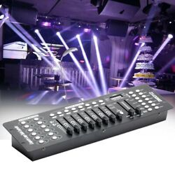 Kyпить 192 Channels DMX512 Controller Console Stage Lighting Controller for Party Disco на еВаy.соm