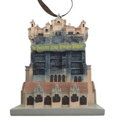 Kyпить 2020 Disney Parks Exclusive Tower Of Terror Hollywood Studios Ornament New на еВаy.соm