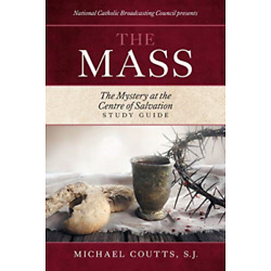 Michael Coutts S J-Mass BOOK NEW