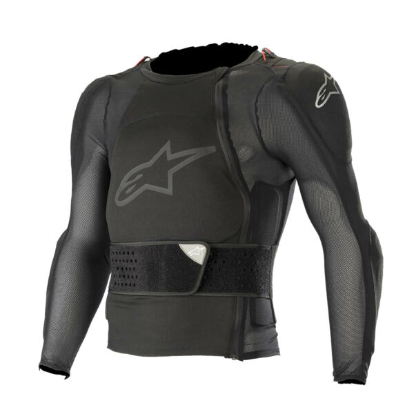Royaume-UniAlpinestars Sequence Protection  - Long Sleeve Body Armour Black All Sizes