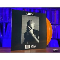 Kyпить Frank Ocean ‎– Blond Black Cover Vinyl LP на еВаy.соm