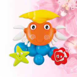 Kyпить Cartoon Crab Car Bath Baby Bath Playing Funny Water Game Bathtub Edu на еВаy.соm