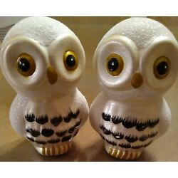 Kyпить Snow Owl Figurines  на еВаy.соm