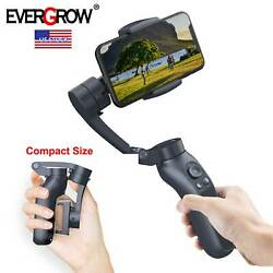 Kyпить 2021 EverGrow 3-Axis Extendable Gimbal Stabilizer For iOS&Android SmartPhone на еВаy.соm