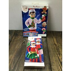 Kyпить Elf On The Shelf Sweater (Claus Couture Collection) - NEW SEALED (READ) на еВаy.соm