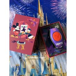 Kyпить 2021 Disney Parks Epcot Festival of the Arts Magicband LE 2000 Mickey Figment на еВаy.соm