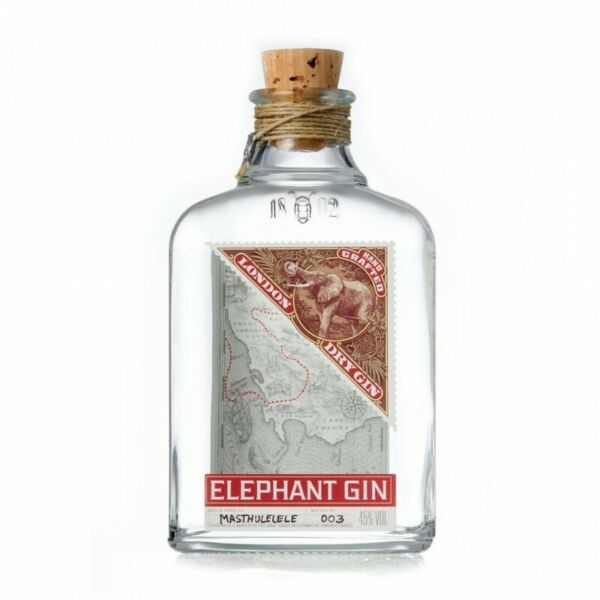 ItalienElephant Gin London 45° CL 50