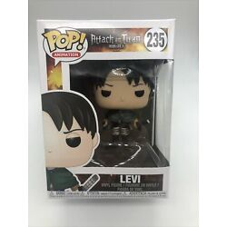 Kyпить Funko Pop! Anime: Attack on Titan - Captain Levi Ackerman (Damaged Box) на еВаy.соm