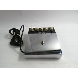 Matchless Hot Box Two-Channel Tube Pedal