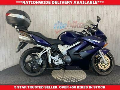 HONDA VFR 800 V-TEC GIVI TOP BOX LUGGAGE 12 MONTH MOT 2005 05
