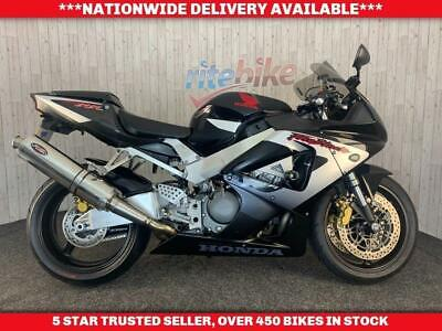 HONDA CBR900RR CBR 900 RR FIREBLADE FUEL EXHAUST SPORTS BIKE 2001 51