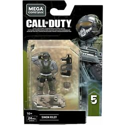 Kyпить Mega Construx COD Call of Duty Series 5 Simon Riley 24 Pieces GFW74 на еВаy.соm