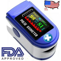 Kyпить Finger Tip Pulse Oximeter Meter SpO2 Heart Rate Monitor Blood Oxygen Saturation на еВаy.соm