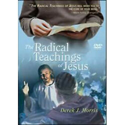 The Radical Teachings of Jesus (DVD, Crossview, AM) Salvation, Death - BN Sealed