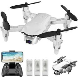 Kyпить 2021 New RC Drone 4k HD Wide Angle Camera WIFI FPV Drone Dual Camera Quadcopter на еВаy.соm