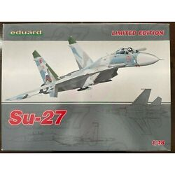 Kyпить Eduard 1/48 Scale, Su-27 Limited Edition 1167 на еВаy.соm
