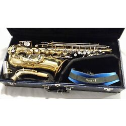 Kyпить Fench Olds Parisian Ambassador Alto Saxophone w/ Selmer S 80 C* MP in Good Cond на еВаy.соm