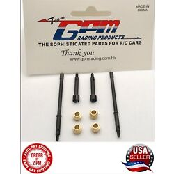 Axial SCX24 + 5mm Widening Kit  #45 Hardened Extended Axles w/ Copper Collar GPM