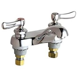 Kyпить CHICAGO FAUCETS 802-244ABCP Deck-mounted Sink Faucet 4
