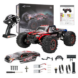 Kyпить Electric Remote Control RC Car Brushless 62km/h 40+ MPH 1:10 Scale 4WD Off-Road  на еВаy.соm
