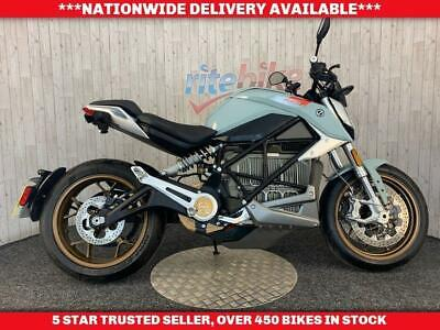 ZERO MOTORCYCLES SR/F ZF14.4  LOW MILEAGE ELECTRIC NAKED BIKE  2019 19