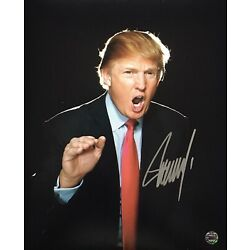 Kyпить Donald Trump Hand Signed Autographed 8x10 Photo w/Letter Of Authenticity на еВаy.соm