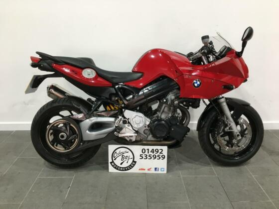 2007 BMW F800S TRADE SALE, Ohlins Shock Absorber, Starts and Runs, F800 S,