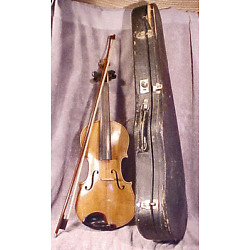 Kyпить Antique 4/4 VIOLIN  VUILLAUME a PARIS w/ BOW + HARDSHELL CASE на еВаy.соm