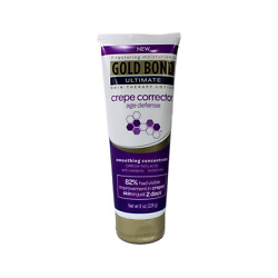 Gold Bond Ultimate Skin Therapy Crepe Corrector Age Defense Smoothing Lotion 8oz
